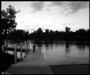 Lake Redding boat ramp